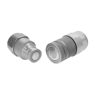Holmbury HQ Series Flat Faced Couplers