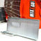 Eterra Mix and Go Concrete Mixing Attachment Side Chute Detail