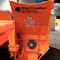 Ez Grout Skid Steer Concrete Crusher Side View
