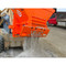 EZ Grout Skid Steer Concrete Crusher Crushing Concrete