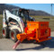 Cement Hog Concrete Dispenser Attachment for Skid Steer Loader