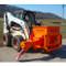 Cement Hog Concrete Dispenser Attachment for Skid Steer Loader