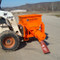 Cement Hog Skid Steer Concrete Dispenser Attachment, choose either 1/2 or 1 cubic yard capacity