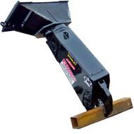 LaBounty MSD7R Skid Steer Steel Demolition Shear Attachment