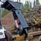 LaBounty MSD7R Skid Steer Steel Demolition Shear Attachment Machine View