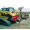 EZ Spot UR Rock and Brush Grapple Attachment for Skid Steer Loader