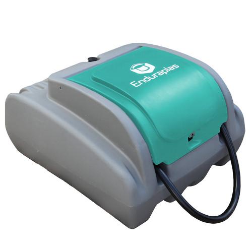 25 Gallon Plastic Diesel Fuel Tank for Skid Steer Loader