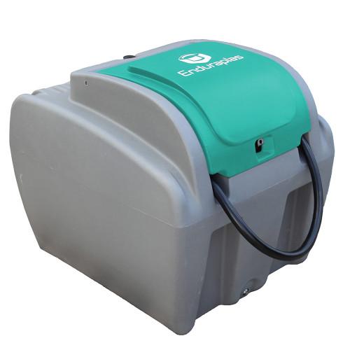 55 Gallon Plastic Diesel Fuel Tank for Skid Steer Loader