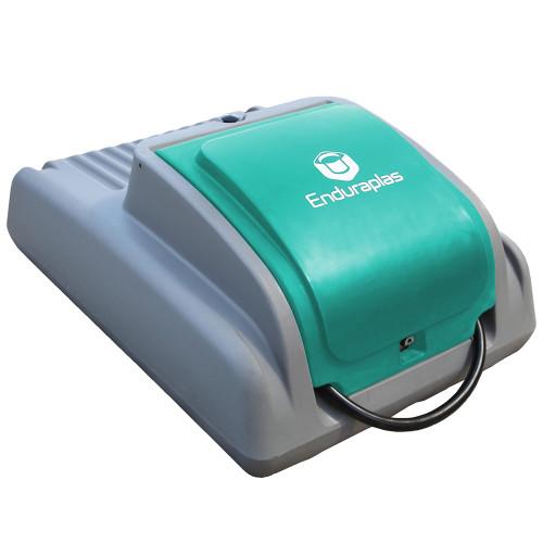 55 Gallon Plastic Diesel Low Profile Fuel Tank