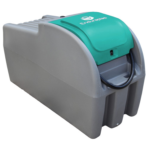 75 Gallon Plastic Diesel Fuel Tank for Skid Steer Loader