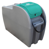 100 Gallon Plastic Diesel Fuel Tank for Skid Steer Loader