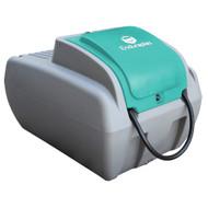 Skid Steer 100 Gallon Plastic Diesel Fuel Tank