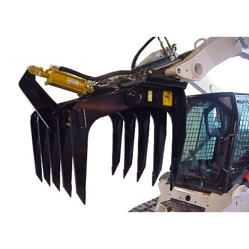 G3 Root Grapple Attachment for Skid Steer Loader