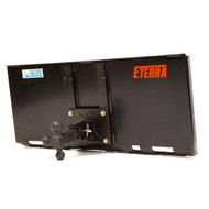 Eterra Skid Steer Hitch with Universal Backplate