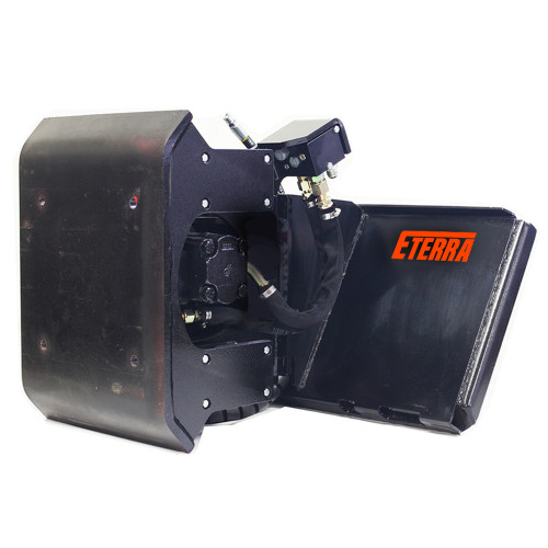 Eterra Plate Compactor Attachment for Skid Steer Loaders