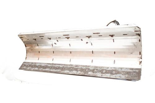HDS Snow Plow Attachment for Skid Steer Loader Front Left | Berlon