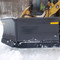 FFC V-Plow Snow Plow Attachment for Skid Steer Loader Reverse V Angle