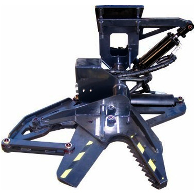 Sidney TB-1000 Tree Shear Attachment for Skid Steer Loader