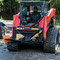 Andy from Skid Steer Solutions gets in his Kubota SVL-95 2S Compact Track Skid Steer Loader all ready with the Sidney Tree Shear