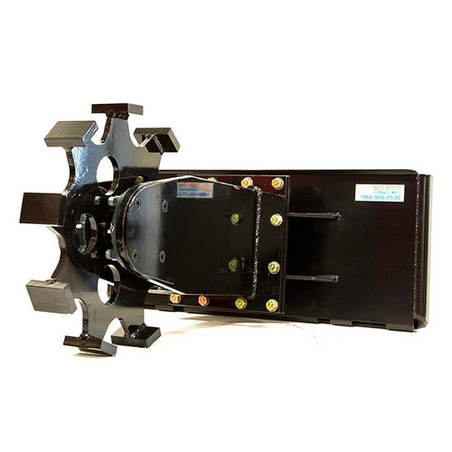 Eterra Skid Steer Trench Compactor Attachment
