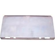 Eterra Blank Medium Duty Mounting Plate for Skid Steer Loaders