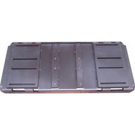 4 Rail Heavy Duty Backing Plate for Skid Steer Loader