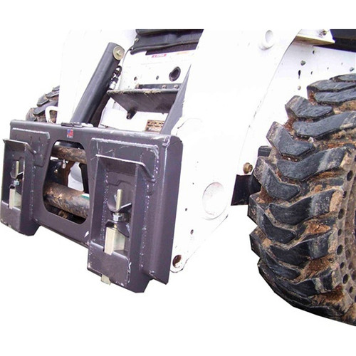Down Shifter Adapter Plate Attachment for Skid Steer Loader