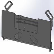 Eterra UA-52 to Bobcat MT50/52/55/463 Quick Attach Attachment for Skid Steer Loader