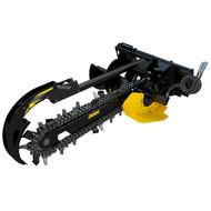 Digga XD Bigfoot Trencher with  Diggatac Chain
