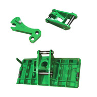 Amulet X-Boom Excavator Adapter Kit comes with 3 pieces.
