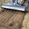 CID Skid Steer Rotary Tiller Attachment Tilled Earth.