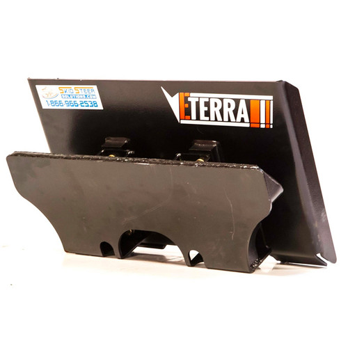 Eterra Thomas T85 to Economy Mini Universal Adapter Attachment for Mini Skid Steer Loader