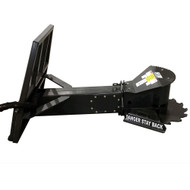 Skid Steer Rotating Tree Saw by CID Attachments