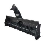 Skid steer snow blower attachment from CID.