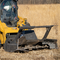 This Bradco Skid Steer Disc Mulcher will ensure even your toughest tasks will go down quick