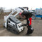 Eterra E40 Mini Skid Steer Backhoe Attachment Machine View
