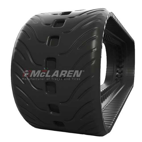 McLaren Turf Style Non Marking Rubber Skid Steer Tracks.