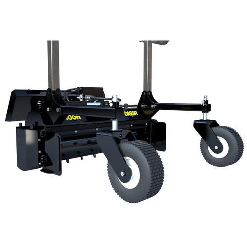 Digga Mini Skid Steer Soil Conditioner