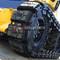 Detail on the McLaren Rubber OTT Tracks