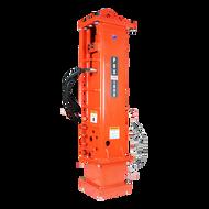Eterra PDX-1000 Excavator Post Driver Attachment