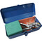 Nitrogen Charge Kit and Toolbox for Skid Steer Basics Post Driver