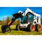 Eterra E60 Backhoe Digging