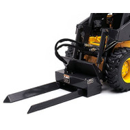 Bradco Tree Fork Mini Skid Steer Attachment