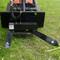 Bradco Tree Fork Mini Skid Steer Attachment Machine View