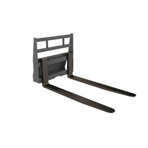 Berlon Mini Skid Steer Pallet Fork Attachment