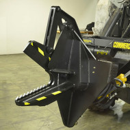 Sidney TB-1000 Mini Skid Steer Tree Shear Attachment