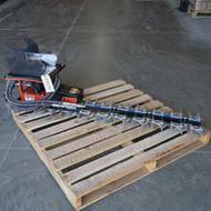 Eterra Double Sided Excavator Sickle Mower - 5 foot