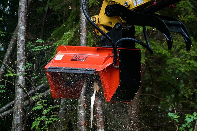 Summary -> Excavator Brush Mower Attachments Skid Steer Solutions
