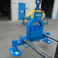 Vacuworx Below The Hook Fork Spreader (PS 1 vacuum lifters not included)