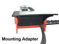 Mounting Adapter Attachment for Excavator